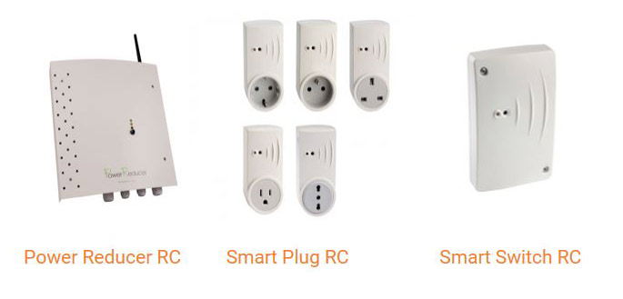 Smart Plug RC et Smart Switch RC