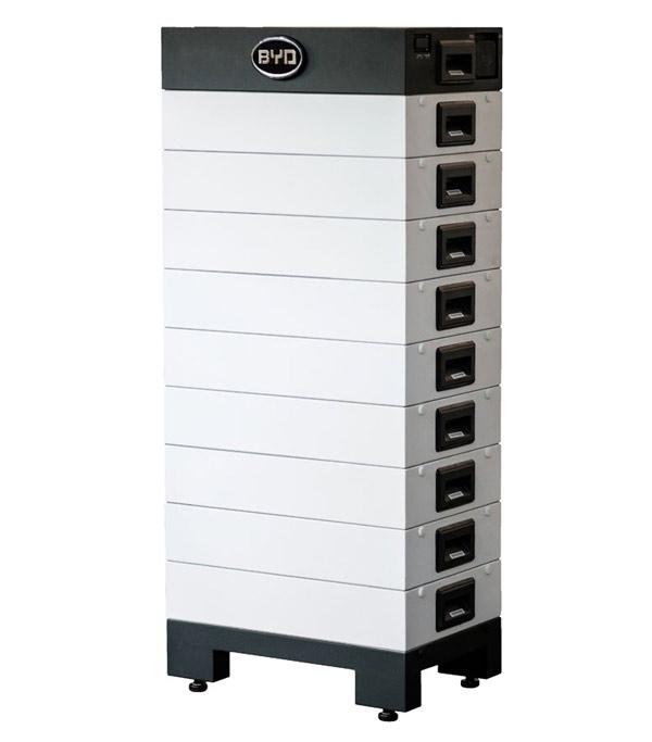 stockage autoconsommation BYD Battery-Box HV