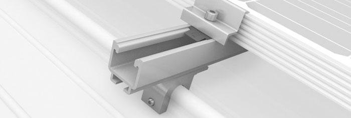 k2-systems toit tôle joint debout