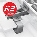 Système pose photovoltaïque K2 Systems