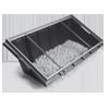 console pour panneau photovoltaique sur toit plat