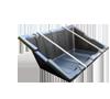 renusol console pour panneau photovoltaique sur toit plat