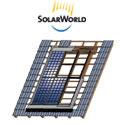 Toit solaire Plus Solarworld