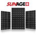 Panneaux photovoltaïques Sun age