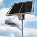 distributeur lampadaire solaire