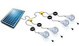 kit eclairage solaire sundaya ulitium