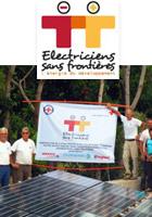 site isolé électriciens sans frontières