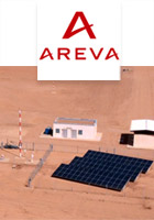 site isolé Areva